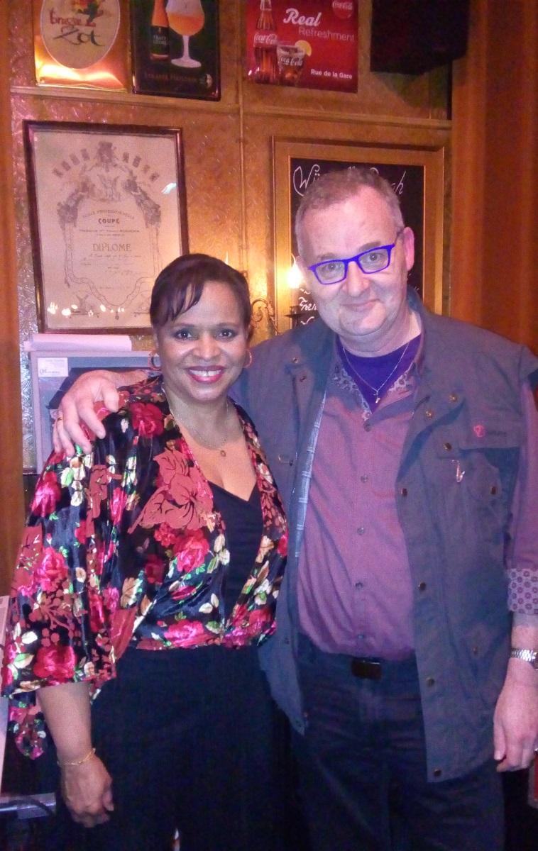 with Deborah J. Carter