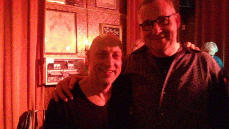 with Ben van den Dungen