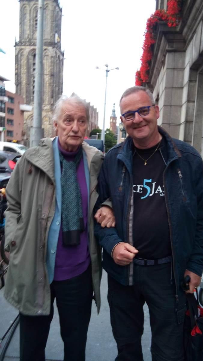 with John Engels