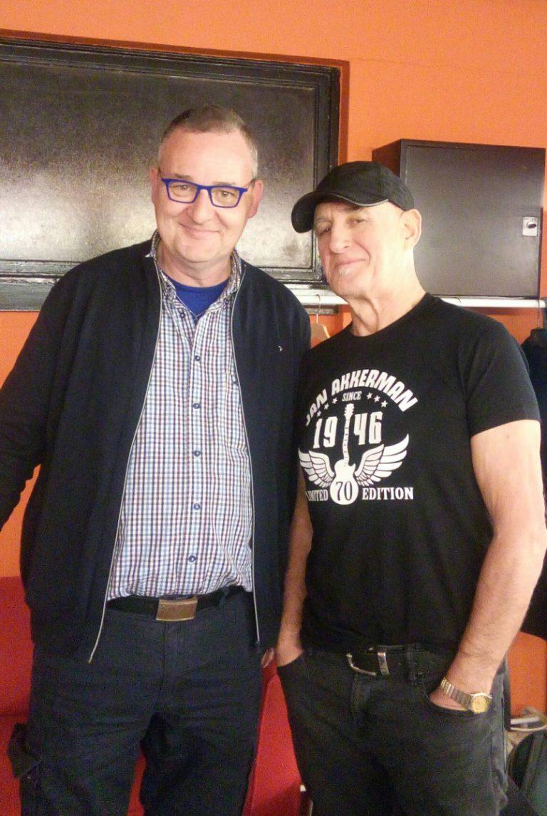 with Jan Akkerman