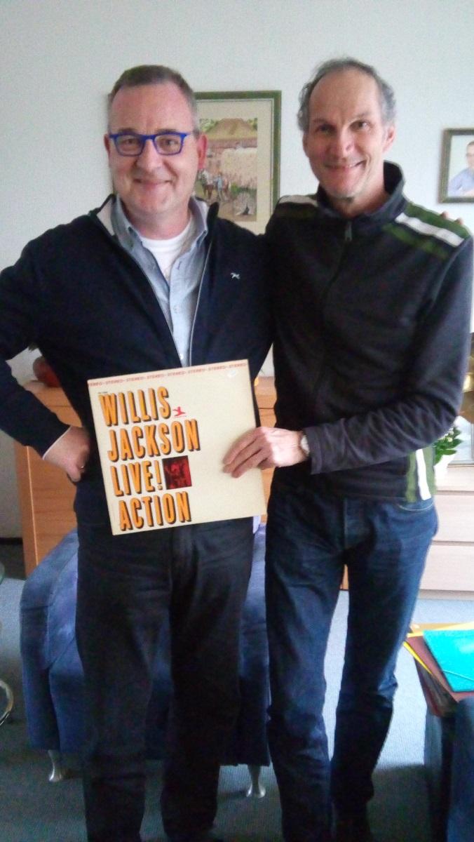 with Ruud de Vries